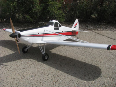 bill hempel s team edge World Models Piper PA-25 Pawnee Piper Pa -36 Pawnee Brave